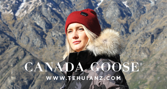 buy canada goose in queenstown